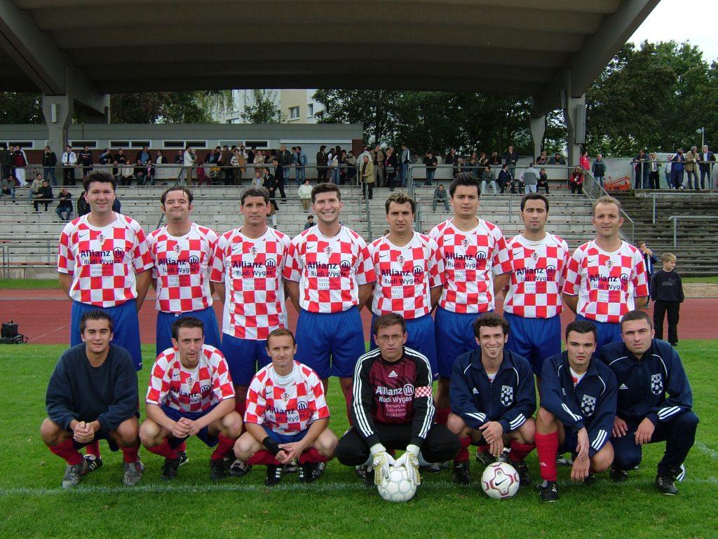 Croatia Bonn 2004